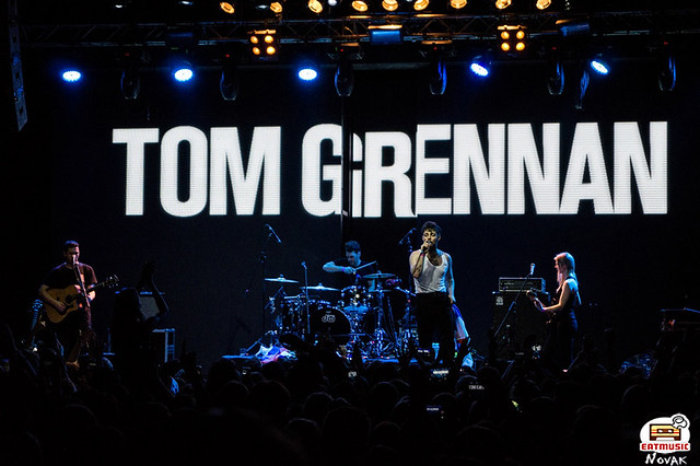 03/12/2018 Tom Grennan @ RED