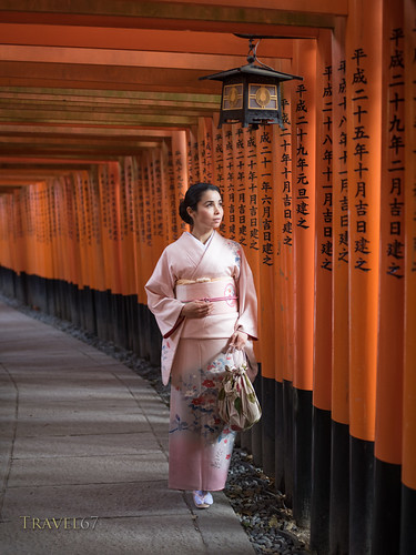 Fushimi Inari Shrine, Kyoto | by Travel 67