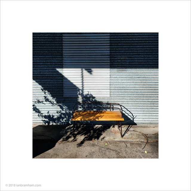 Bench Seat - Santa Monica