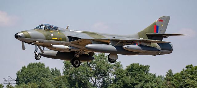 Hawker Hunter F58A ZZ190