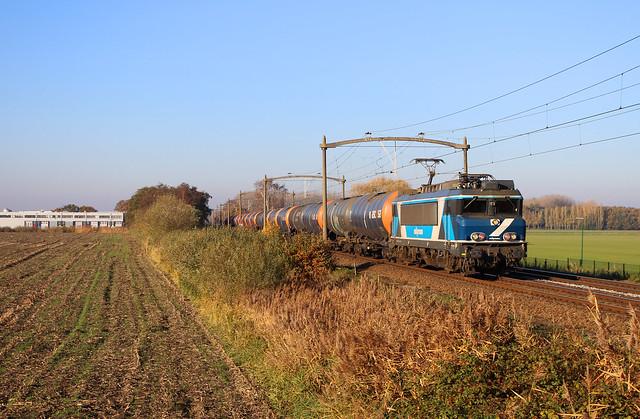 Railpromo 101001+Keteltrein