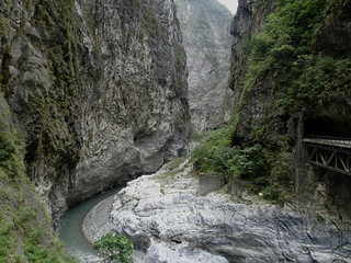 Taroko Gorge 1 of 5 | by Claire Backhouse