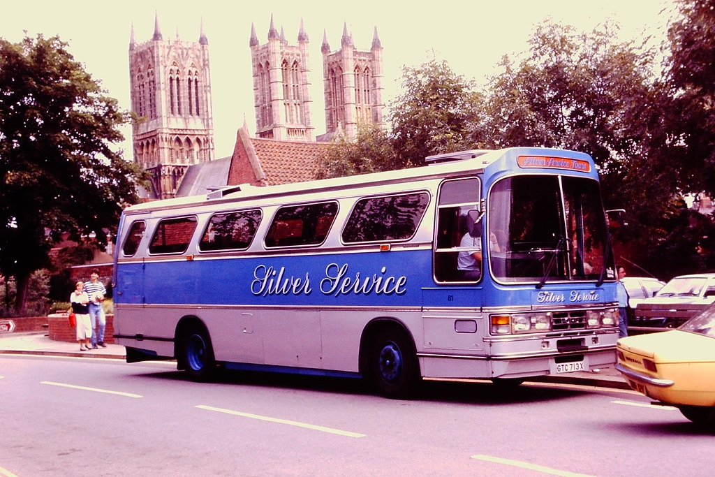 SILVER SERVICE 81 GTC 713X   Seen visiting Lincoln in July 1…   Flickr