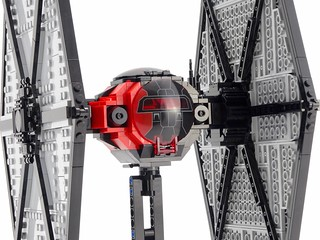 First Order TIE Fighter | by barneius