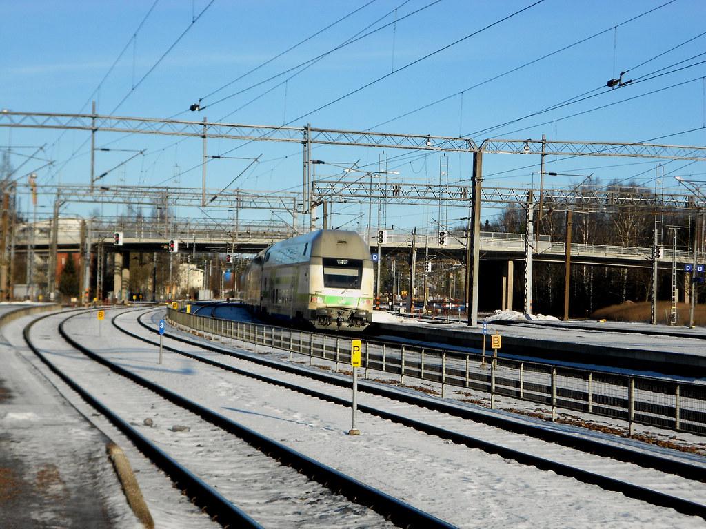 Станция Рийхимяки