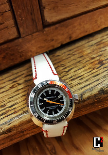 Vintage Bulova Caravelle Devil Diver | by C Squared Watches and Timepieces