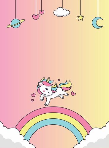 convite-unicornio-modelo   by oxentemenina