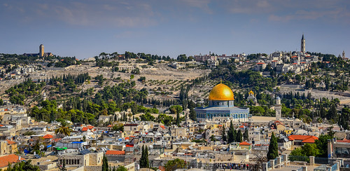 temple mount dome rock viewed from tower david old city jerusalem israel jerusalemdistrict il jlm middleeast middle east altstadt historic ancient יְרוּשָׁלַיִם הַר צִיּוֹן جبل صهيون قبة الصخرة‎ qubbat alsakhrah כיפת הסלע‎ kippat hasela assakhrah felsendom golden aerial church unesco whs world heritage site worldheritagesite
