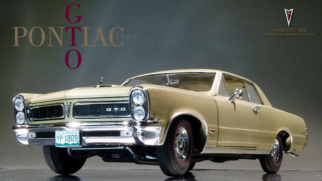 Pontiac GTO 1965-01