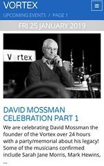 Dave Mossman