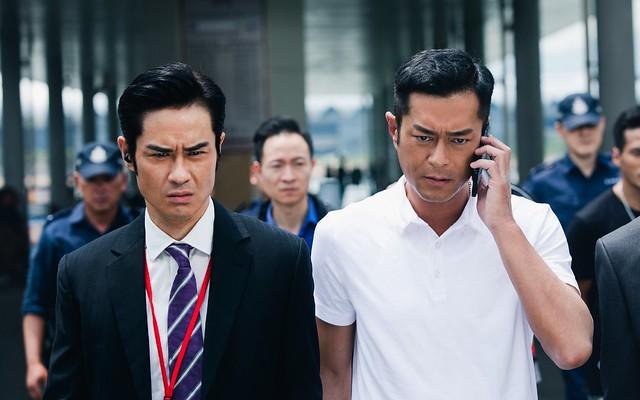 L Storm Louis Koo Kevin Cheng