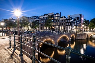 Canals of Amsterdam, Blue Hour | by Seb_f_s