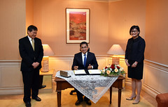 Signing of the 2nd Protocol of ASEAN Foundation