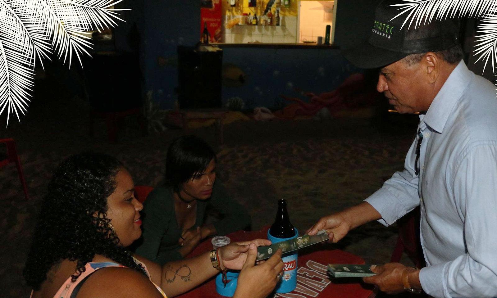 Luau com Ruy Galdino dá início às festas de final de ano em Caravelas (8)