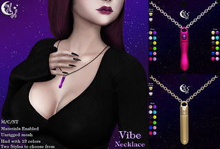 *NW* Vibe Necklace   by NeverWish