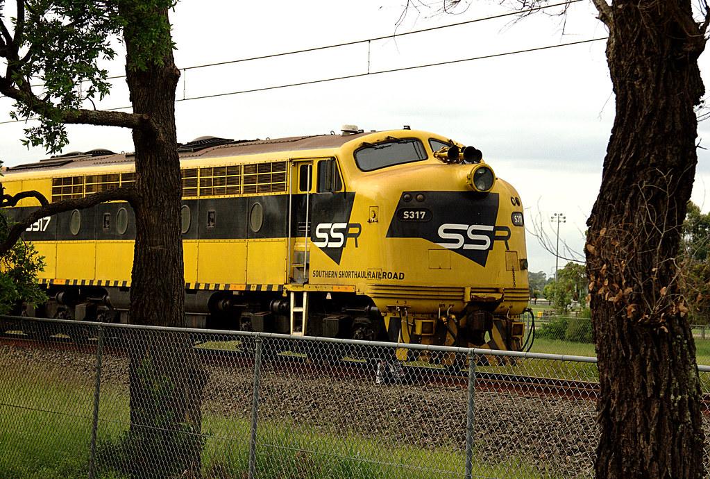 Richmond Line work trains