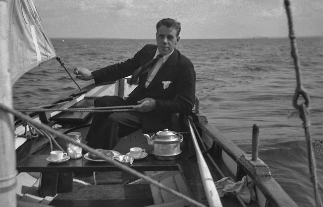 Kalmarsund 1937. Photo Sven Forsberg (my father).
