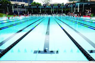 UQ Sports swimming pool