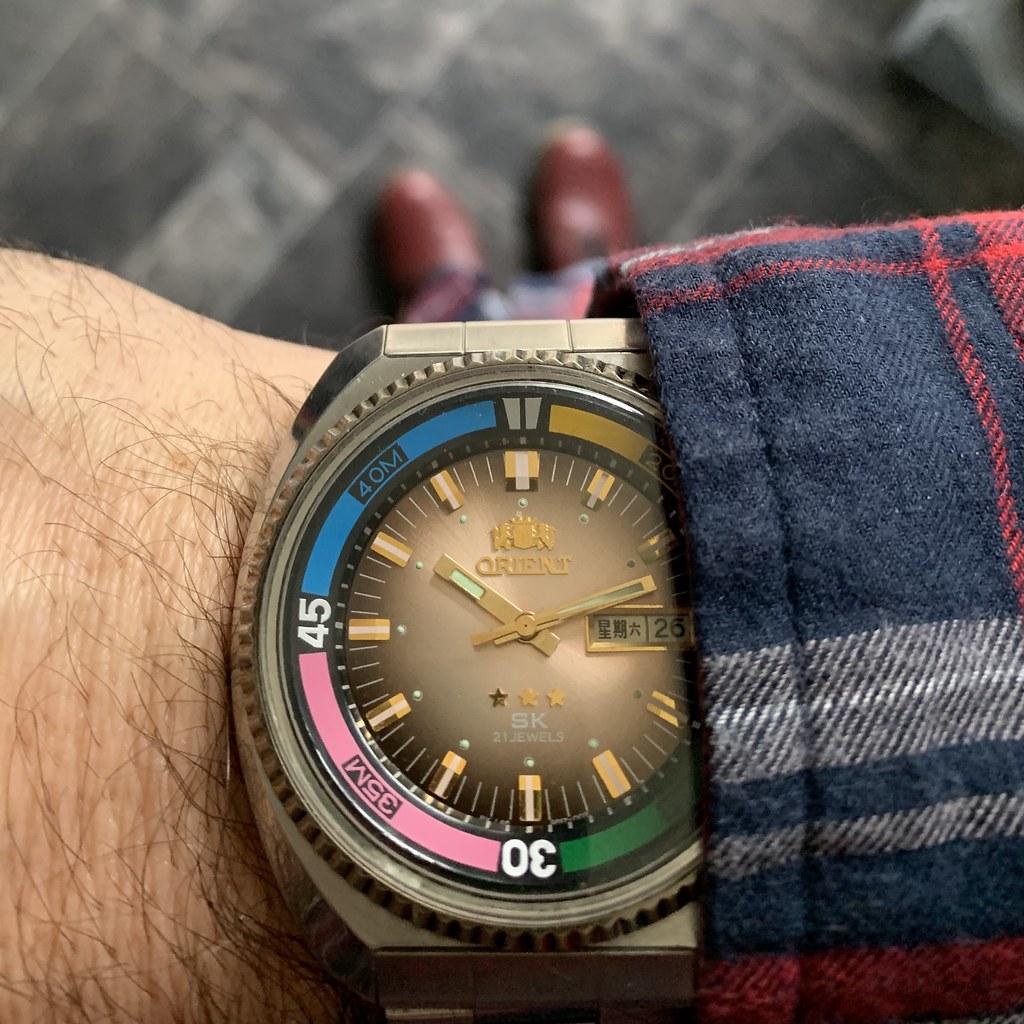 Orient Sea King SK Watch