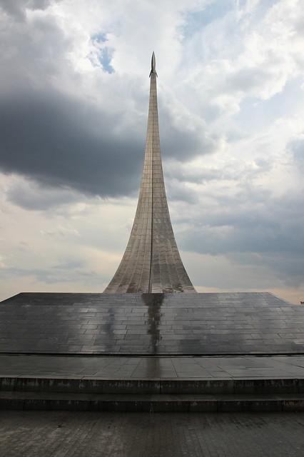 Space Conquerors monument II