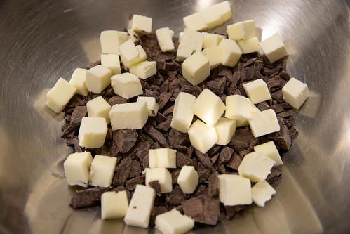 Brownie Crinkle Cookies with Sea Salt | Food Librarian | by Food Librarian