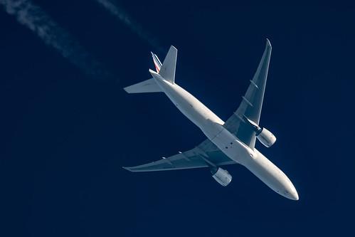 Air France Cargo Boeing 777-F28 F-GUOB | by Thames Air
