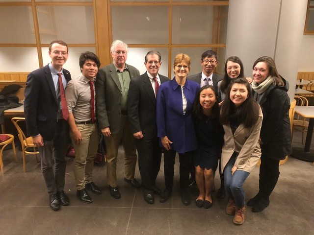 United States-2018-10-27-UPF Attends Princeton Sexual Integrity Conference