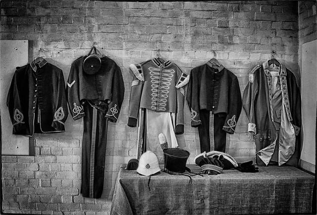 Colonial Uniforms