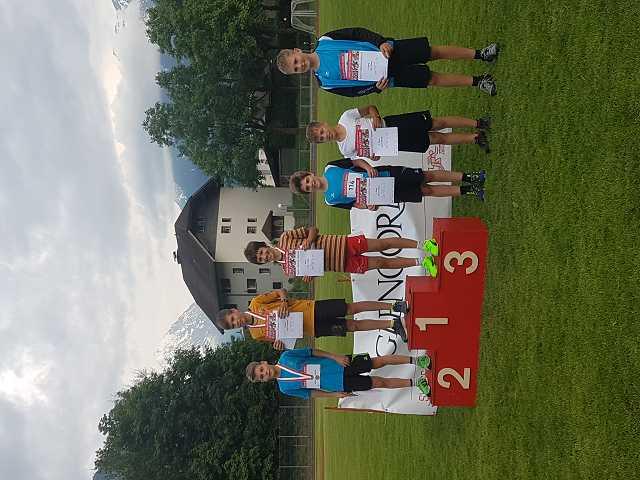Swiss Athletic Sprint 2018