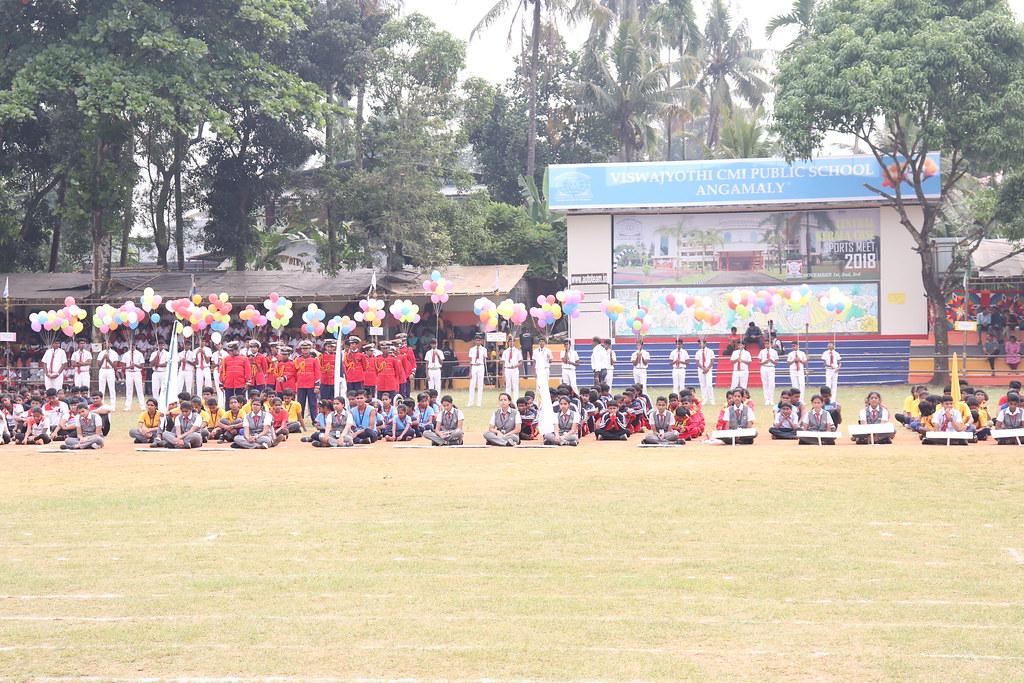 Central Kerala CBSE Sports Meet 2018-19 – Viswajyothi