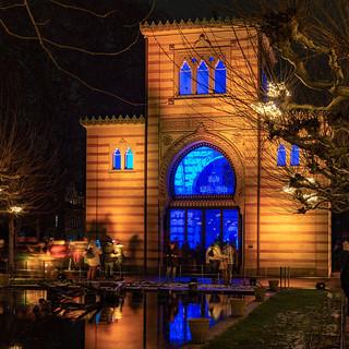 Christmas Garden Wilhelma Stuttgart | by baerle323