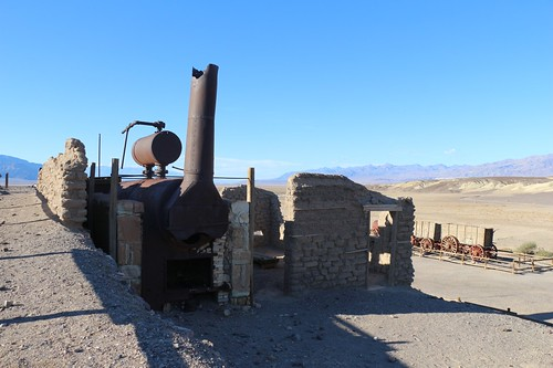 0261 Old boiler at the Harmony Borax Works in Death Valley | by _JFR_