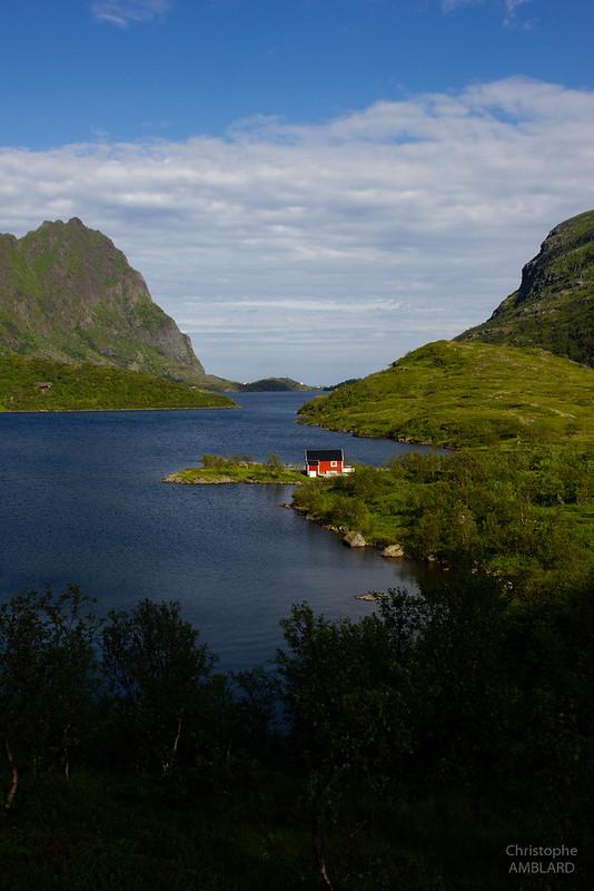 Lac de Å