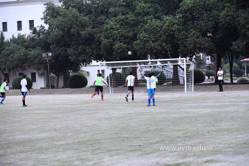 Inter House Football Competition 2018-19 8 (21) | by Atmiya Vidya Mandir