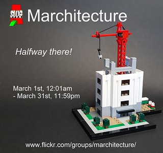 Marchitecture 2019! Halfway!