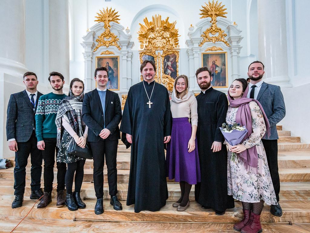 25 января 2019, День российского студенчества в Санкт-Петербурге / 25 January 2019, The Russian Students Day in Saint-Petersburg