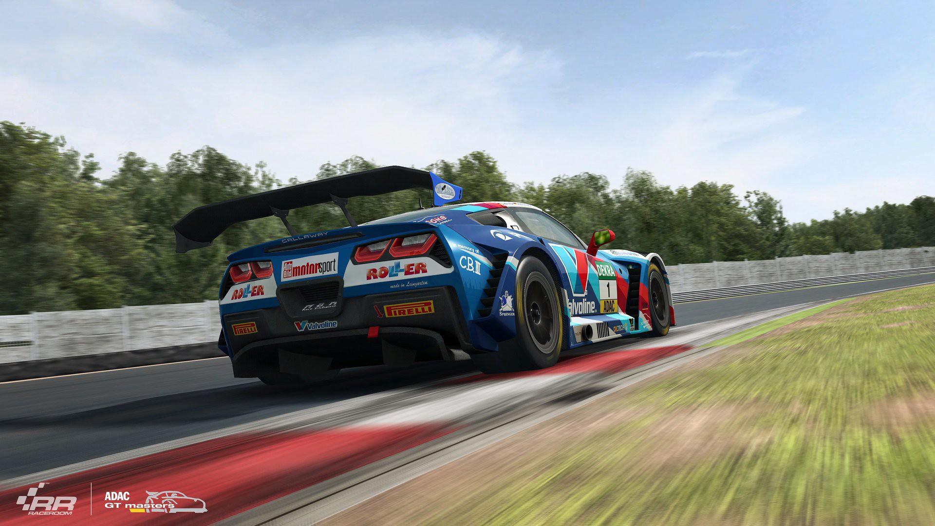 RaceRoom ADAC GT Masters 2018 Porsche 1