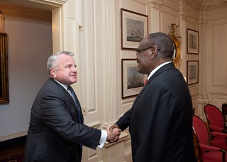 Deputy Secretary Sullivan Meets With Sudanese Foreign Minister Dirdeiry Mohamed Ahmed in Washington