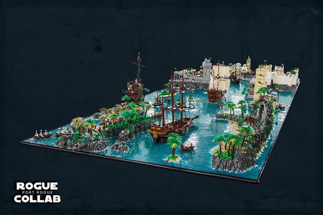 Rogue Collab Pirates