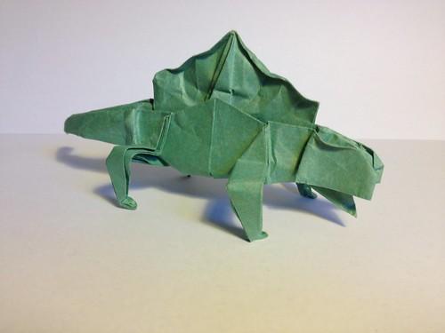 Dimetrodon - my design | by Goldtiger997