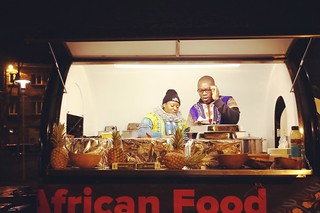 Foodtruck Fiesta - Park De Bruul -Leuven   by Kristel Van Loock
