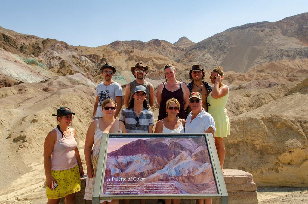 Death Valley - La Vallée de la Mort