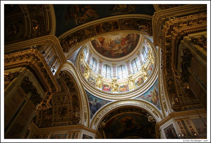 Cathédrale Saint-Isaac