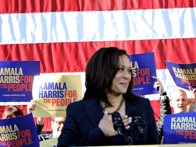 U.S. Senator Kamala Harris; Kamala Harris For the People