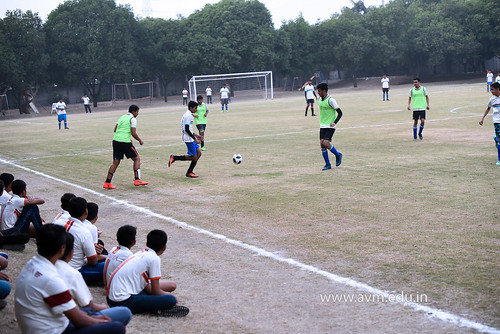 Inter House Football Competition 2018-19 8 (14) | by Atmiya Vidya Mandir
