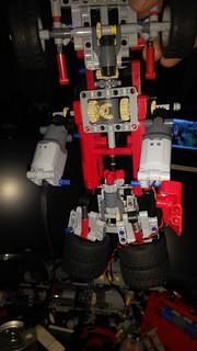 lego technic sirslayer legotron | by victormendozajr