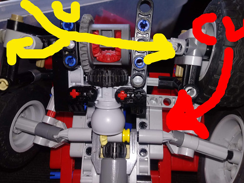 Lego Technic Sirslayer Better then the CV joint!! | by victormendozajr