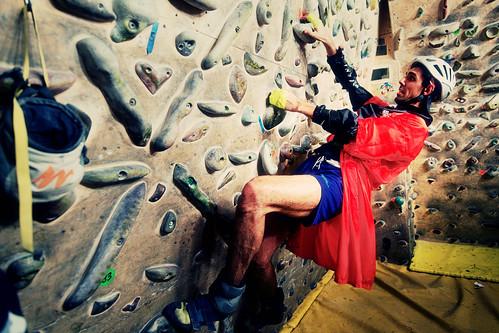 Fantasyclimbing corso di arrampicata il deposito di zio Paperone 28