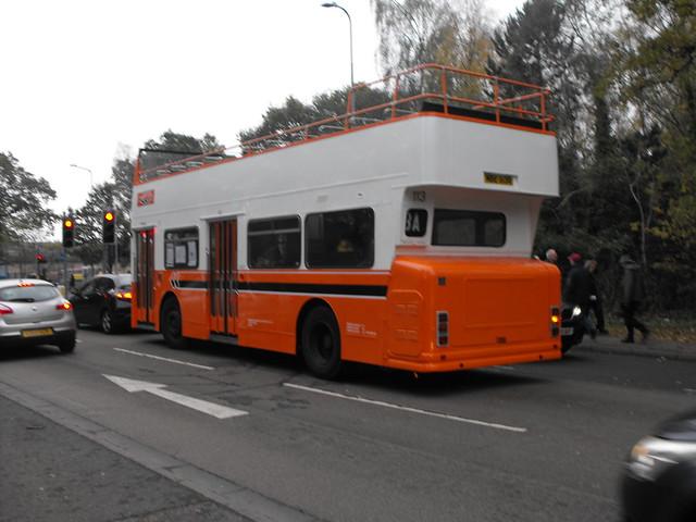 113, MBE 613R, Daimler Fleetline @ LVVS - Nov. 2018 (2)