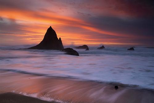 A Mythical Sunset | by milton sun